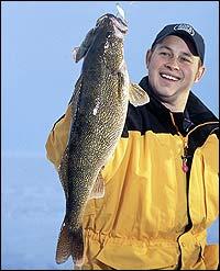 Minnesota's Winter Walleye Waters