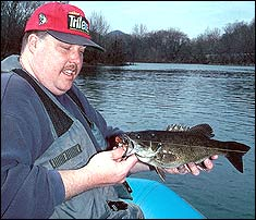 Hot Spots for Virginia's Cold-Weather Bass