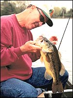 March bass fishing can be great at these Cornhusker hotspots.