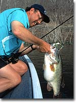 Bass Fishing Across Oklahoma