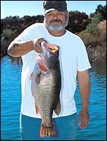 Texas' 'Secret' Bass Lake