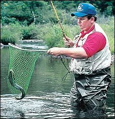 Do you miss the days of the traditional trout opener in western Virginia? If so, try out the excellent angling on the state's Heritage Trout Waters this year.