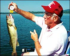 2003 holds promise for some really great walleye fishing at these Great Plains hotspots.