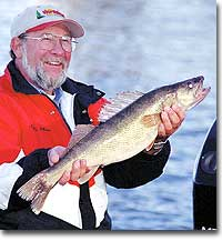 Top Opening-Day Walleye Lakes