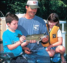 There's plenty of family fishing fun to be had in the Great Plains states -- so why not plan your next vacation trip for one of these locations?