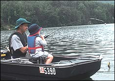 Our state is blessed with a great many destinations that offer family vacation fun, along with some good fishing prospects. Here's a look at several top choices for this year.