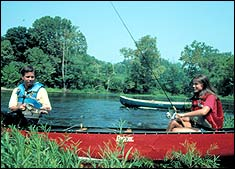 Family fishing trips you can take now for Kid friendly fishing near me