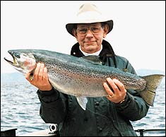The Kamloops Trout of Lake Pend Oreille