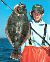 New Jersey's Big Fluke Offshore