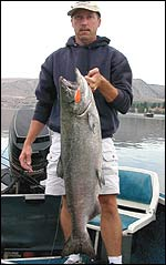 Another strong run of summer chinook salmon is predicted, filling in the waiting time between spring and fall runs.