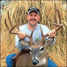 Here's the story of two massive bow-kill bucks -- one typical and one non-typical -- whose downfall was the ring of the dinner bell.