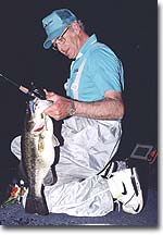 Four Top Spots for Nighttime Bassin'