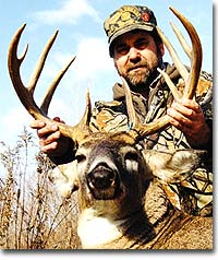 Butch Fox is a successful trophy-buck hunter. You can use his system to help you connect this season.