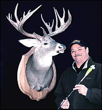 Led by Morris Lee's huge 17-pointer, here are the stories behind the taking of three true-blue Kentucky trophy bucks!