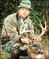 Weather permitting, Bayou State deer hunters should have a banner season in 2003-04. Biologists are bullish on our whitetail prospects.