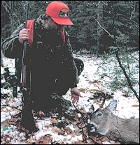 Are you looking for a piece of land with good deer hunting? Look no farther than Michigan's Commercial Forest Act lands!