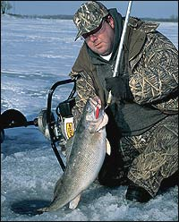 5 hot ice fishing picks in indiana