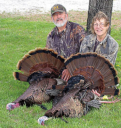 So how is our spring turkey season shaping up? Maybe just a little better than you would think. (March 2010)