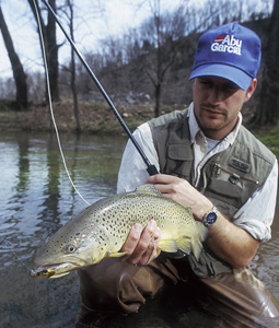 Our local expert pinpoints where the Garden State's record trout hail from -- and where you're also likely to catch the trout of a lifetime this season. (March 2008).