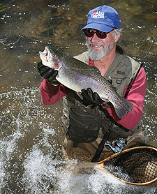 New Jersey's Rahway River Trout Renewal