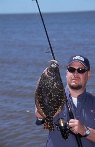 New Jersey's Doormat Flounder Fishing