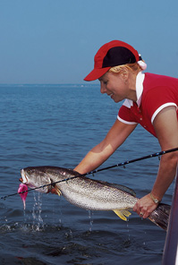 Delaware Bay Weakfish (And Croaker) Hotspots