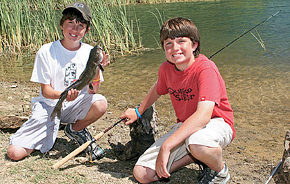 Summer is almost here! Make the most of your family's vacation time by heading to a destination that provides quality fishing, awesome facilities and nearby attractions sure to please all. (June 2006)