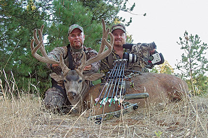 Plan your trophy hunt using our analysis of the best zones from 2008. (September 2009)