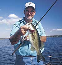 North florida 39 s bassin 39 for Bass fishing lakes near me