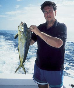 Angling In The Conch Republic