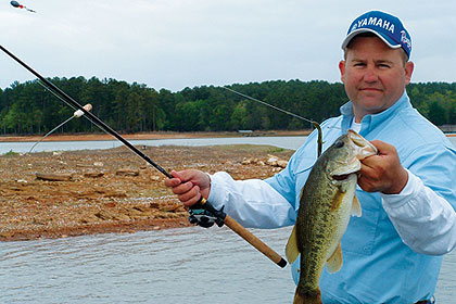 No place in the country offers the variety and quality of bass fishing to match what the Peach State provides. Here's a look at some of the best of those waters for 2010!  (April 2010)