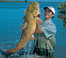 Hot weather and catfishing go hand in hand in the South. Where in the Peach State should you try tempting ol' Mr. Whiskers this summer? (June 2006)