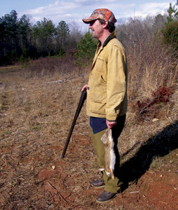 The Peach State is loaded with great but underutilized opportunities for small-game hunting. Here's a guide to what most hunters are overlooking. (November 2007)