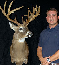 Georgia's Biggest Bucks Of 2007 -- Part 2