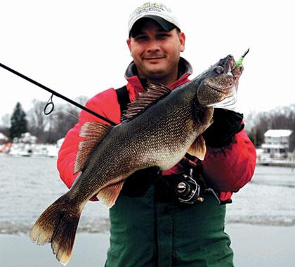 Favorite Lakes of Michigan's Walleye Pros
