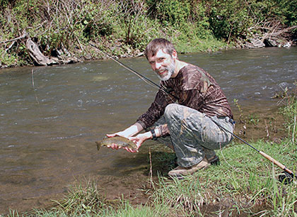 Fishing spots for trout in wyoming 39 s snowy range for Trout fishing in wv