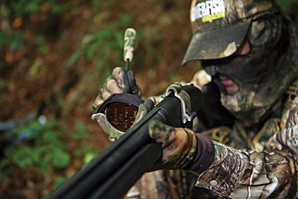 Turkey shells, guns, chokes and sights break the rules when it comes to extending your effective range.