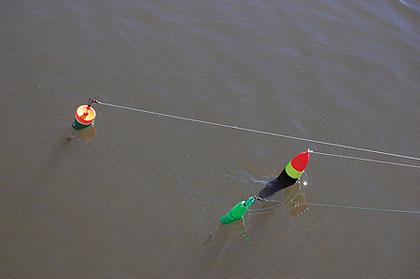 Saltwater Float Fishing Tactics