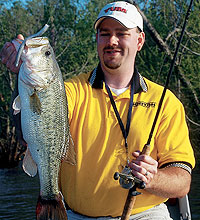 What's in store for Sunflower State bass anglers in the months ahead? If these patterns hold, probably lots of action -- and maybe some big-fish tales! (February 2006)