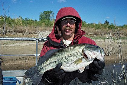 2010 Kansas Bass Forecast