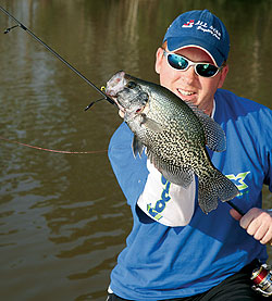 Husker May Crappie