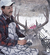 If you've still got a North Dakota deer permit in your pocket, this veteran of late-season bowhunting has some tips to help you fill it. (December 2005)