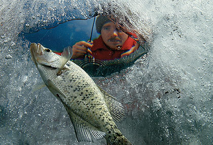 Northern Illinois Ice-Fishing Forecast 2009