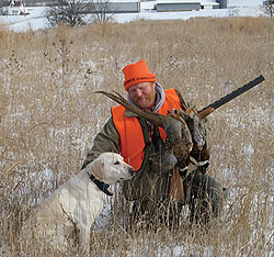 Iowa's northern-tier counties present some of the best pheasant hunting ground in the state this season. Here's your plan for making a successful border run on Iowa ringnecks. (November 2009)