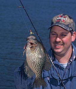 The Prairie State's Hottest Crappie Waters