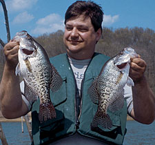 5 Hot Spring Crappie Picks In Our State