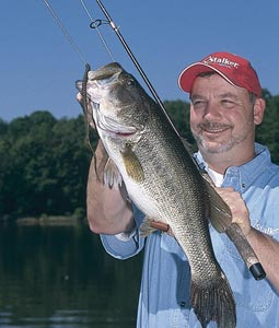 Here's a district-by-district look at our state's finest bass fishing for the coming season. Surely one (or more) of these picks is near you! (March 2007)