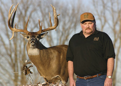 Sportsman Greg Hopper downed a huge trophy buck last season while hunting in a county that is becoming known for producing big bucks. Here's his story. (September 2007)