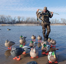 Here are your best bets for seeking canvasbacks, Canada geese, mallards and more this season in our state. Is one of these great places near you? Read on!