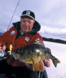 Fine hardwater angling is possible for residents of South Bend, Elkhart, Indianapolis and many other metro areas throughout Indiana. Here are five to consider right now. (December 2007)